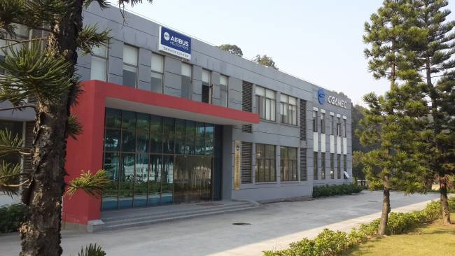 CGAMEC facility © Airbus Helicopters China