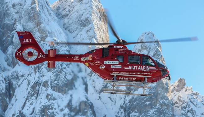 EC135 T3/P3 © Airbus Helicopters / Charles Abarr - 2014