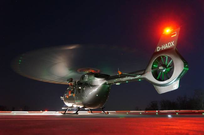 EC145 T2 © Airbus Helicopters / Matthias Weckemann - 2014